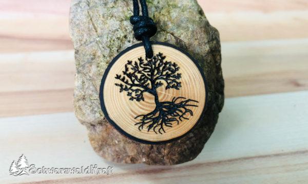 Amulett Baum des Lebens Fichte