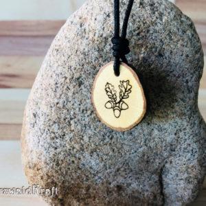 Amulett Eichenlaub Eiche-neu