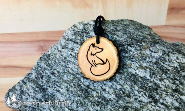 Amulett Fuchs Erle