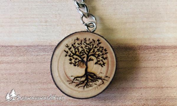 Schlüsselanhänger Baum des Lebens