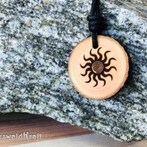 Amulett Sonnenenergie Erle