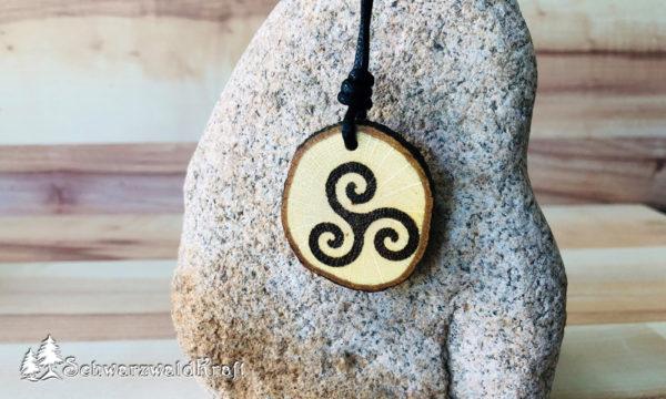 Amulett Triksele Eiche-neu