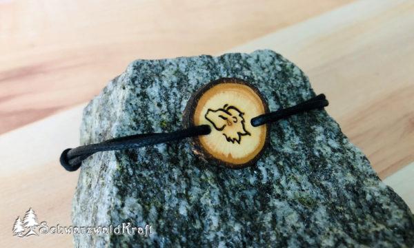 Armband Sternzeichen Löwe Erle
