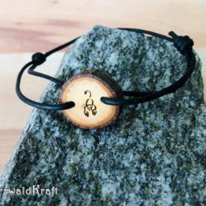 Armband Sternzeichen Skorpion Erle