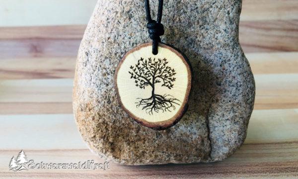 Amulett Baum des Lebens Eiche-neu