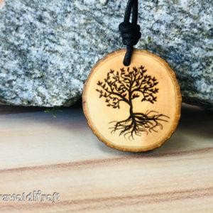 Amulett Baum des Lebens Erle