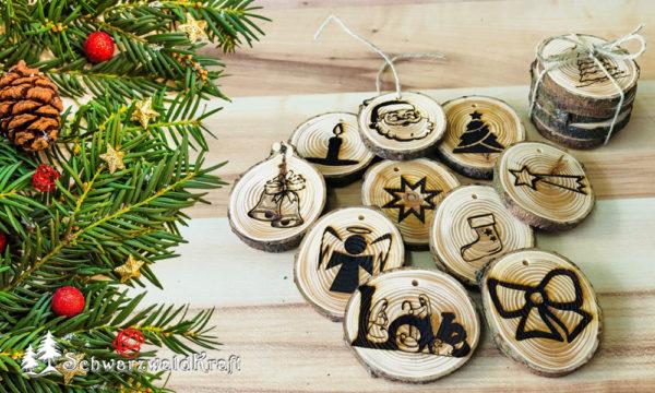 Weihnachtbaumschmuck Holz