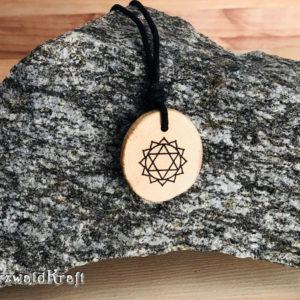 Yoga Amulett Herzchakra