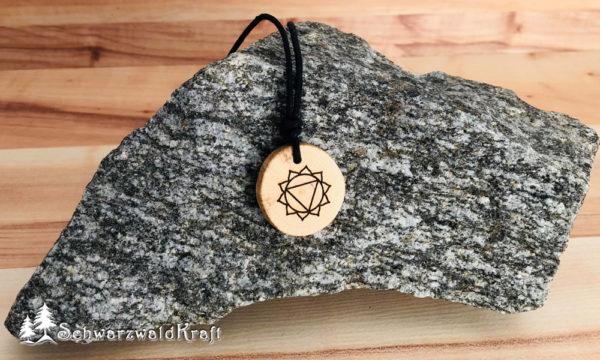 Yoga Amulett Solarplexuschakra